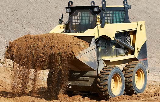 Pneumatic Skid Steer Tires